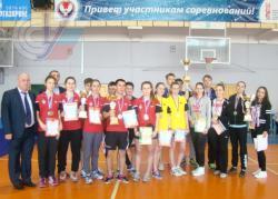 Чемпионат студенческой лиги настольного тенниса России