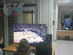 Специализация ТиМ компьютерного спорта на дне баскетбола РГУФКСМиТ