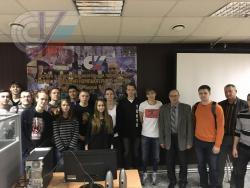 """Страницу Вконтакте ведут студенты специализации """"ТиМ компьютерного спорта"""""""