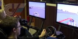 Cовременное автомобильное двоеборье среди преподавателей и сотрудников
